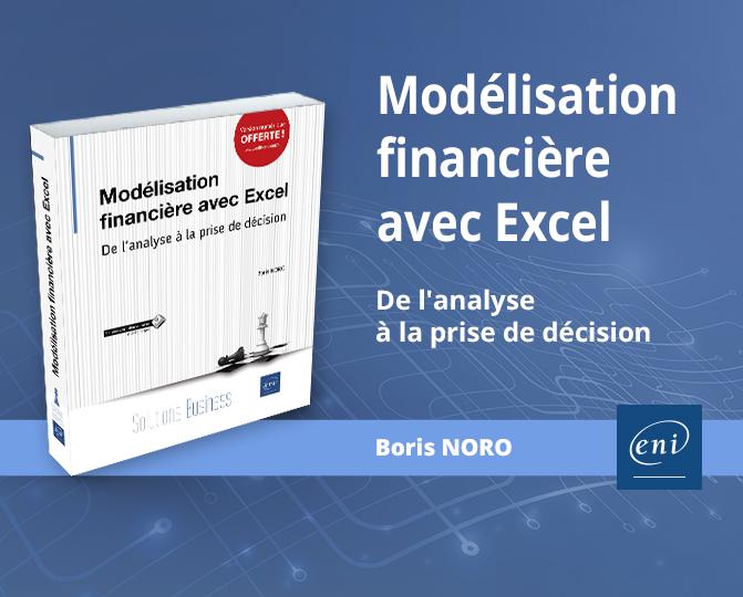 Modélisation financière avecExcel
